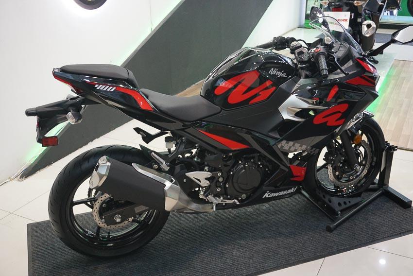 Kawasaki Ninja 400 ABS 2019 8