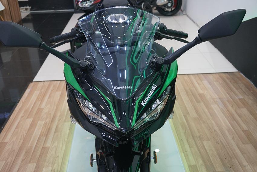 Kawasaki Ninja 400 ABS 2019 9