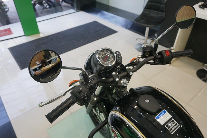Kawasaki W175 2019 Limited Edition 11