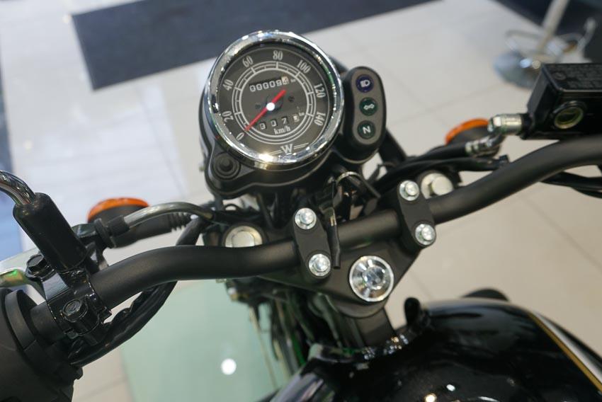 Kawasaki W175 2019 Limited Edition 12