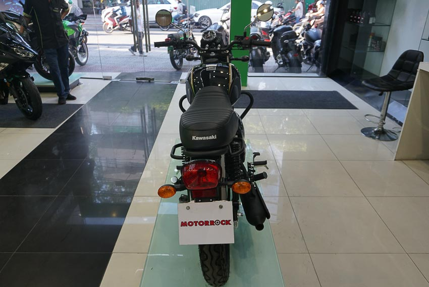 Kawasaki W175 2019 Limited Edition 15