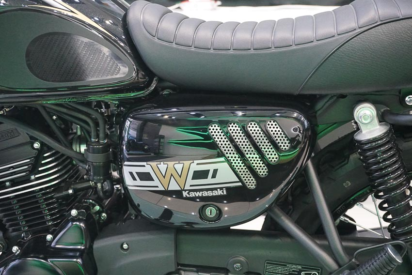 Kawasaki W175 2019 Limited Edition 17