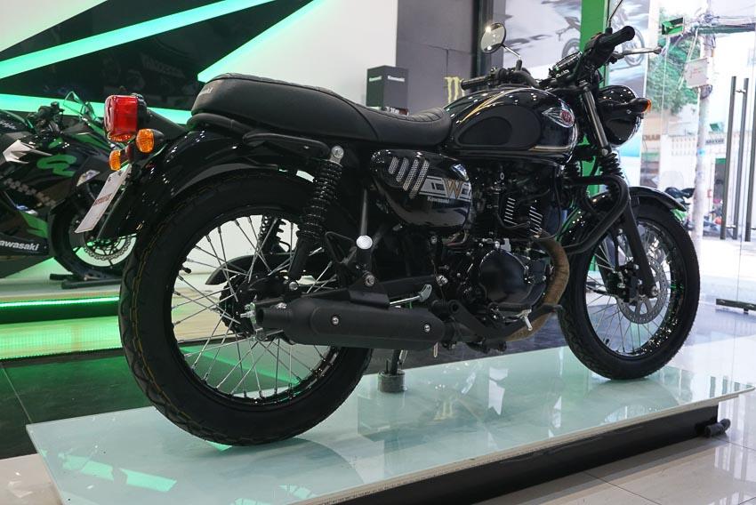Kawasaki W175 2019 Limited Edition 18