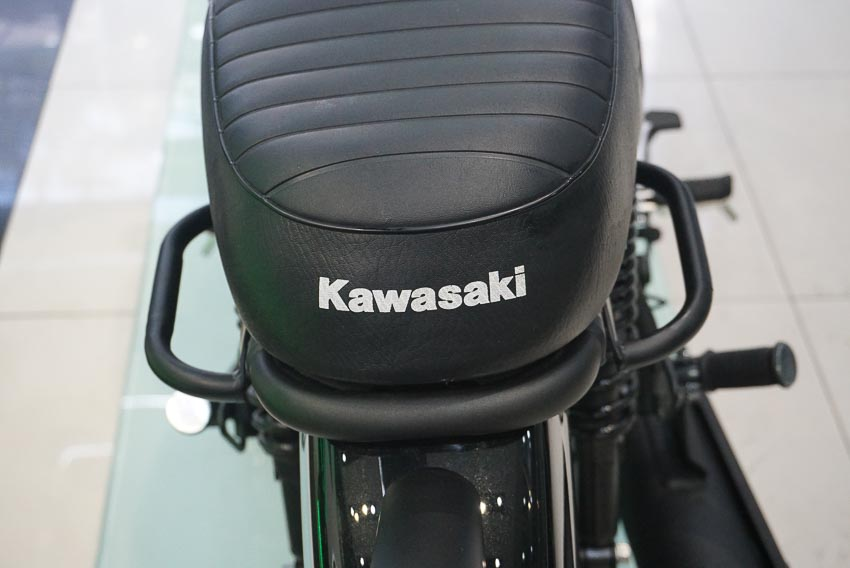 Kawasaki W175 2019 Limited Edition 19