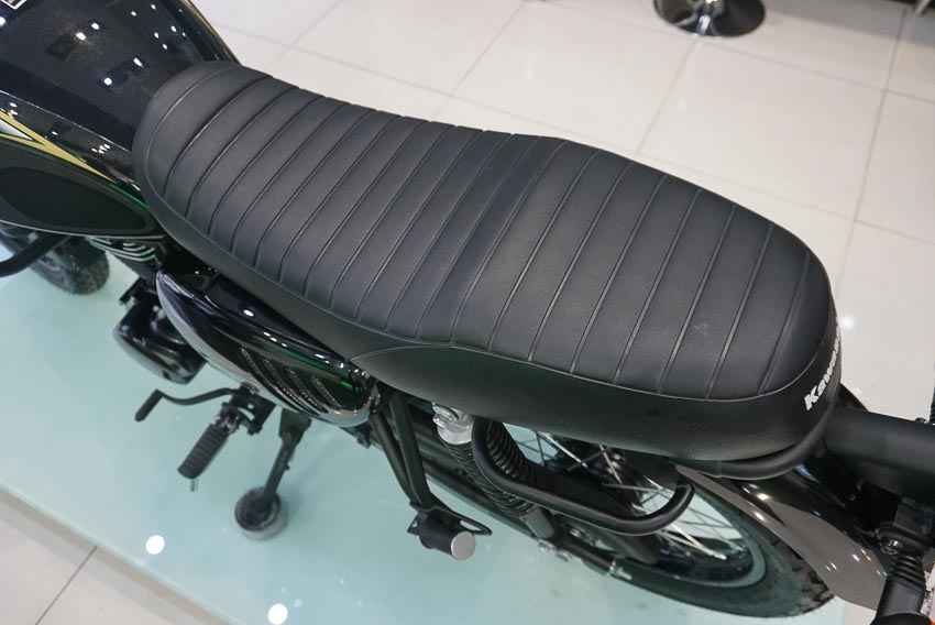 Kawasaki W175 2019 Limited Edition 20