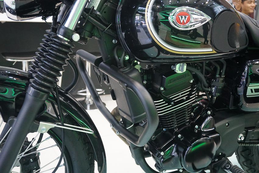 Kawasaki W175 2019 Limited Edition 4