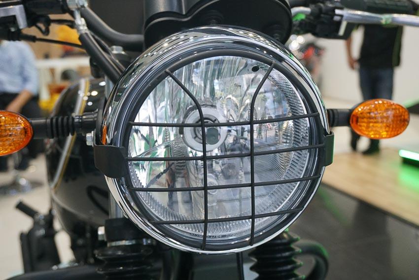 Kawasaki W175 2019 Limited Edition 5