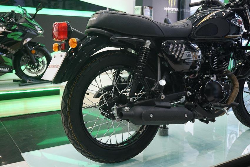 Kawasaki W175 2019 Limited Edition 9