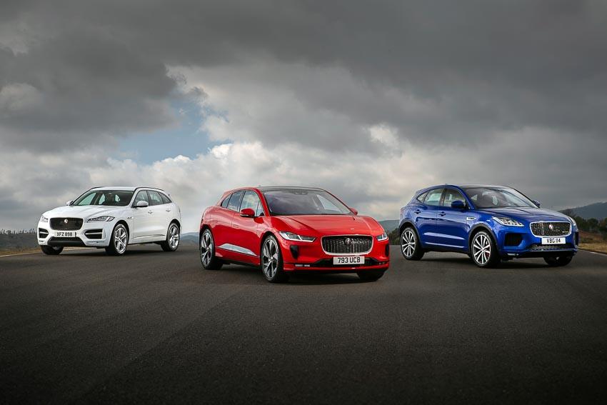 Xe điện Jaguar I-PACE đạt tiêu chuẩn 5 sao Euro NCAP 2