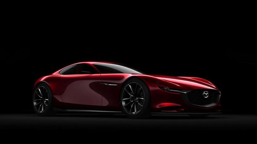 Mazda đăng ký bản quyền tên gọi MX-6 1