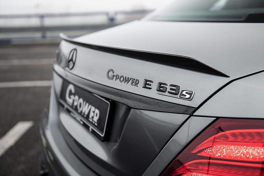 Mercedes-AMG E63 S G-Power 5