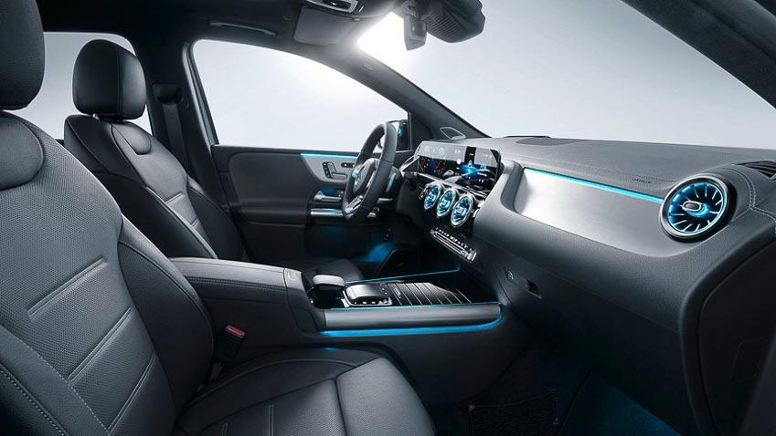 Mercedes-Benz B-Class 2019 11