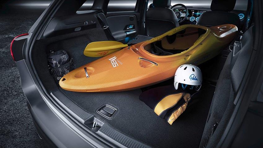 Mercedes-Benz B-Class 2019 12