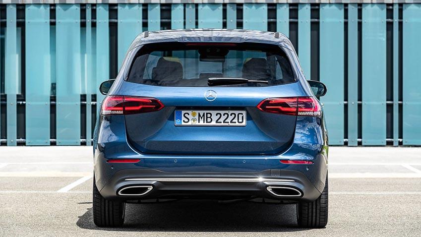 Mercedes-Benz B-Class 2019 13
