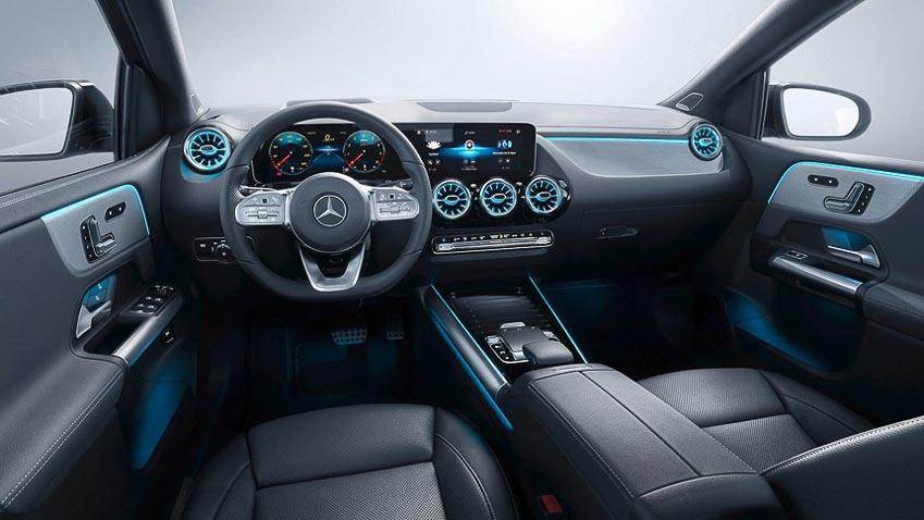 Mercedes-Benz B-Class 2019 3