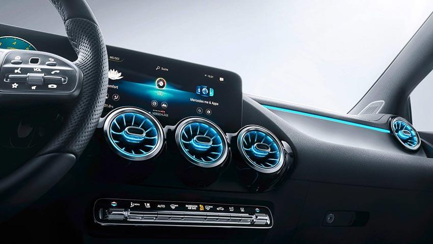 Mercedes-Benz B-Class 2019 4