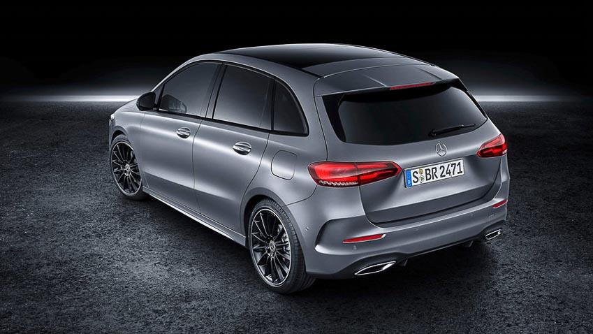 Mercedes-Benz B-Class 2019 5
