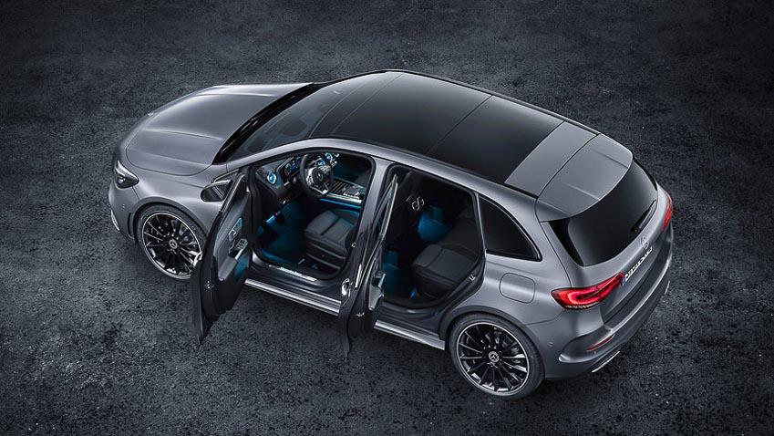 Mercedes-Benz B-Class 2019 6