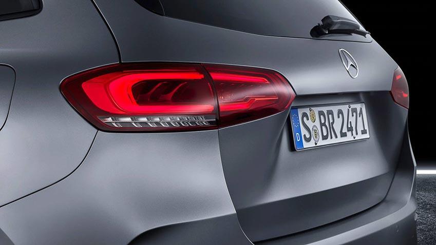 Mercedes-Benz B-Class 2019 9