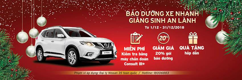 Nissan Việt Nam tung chương trình ưu đãi