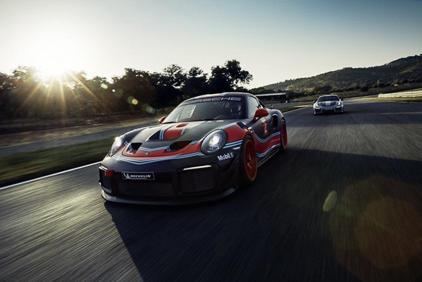 Porsche 911 GT2 RS Clubsport phiên bản đường đua 5