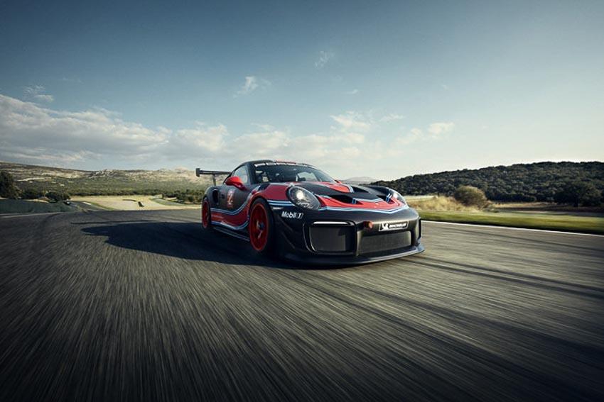 Porsche 911 GT2 RS Clubsport phiên bản đường đua 6