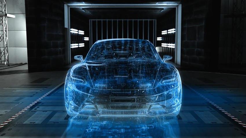 Porsche tiến hành thử nghiệm các mẫu xe mới bằng công nghệ thực tế ảo 3