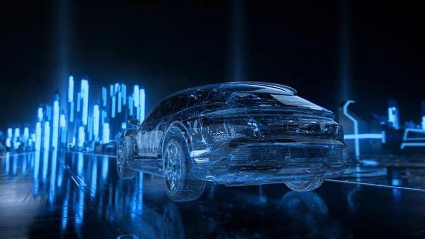 Porsche tiến hành thử nghiệm các mẫu xe mới bằng công nghệ thực tế ảo 4