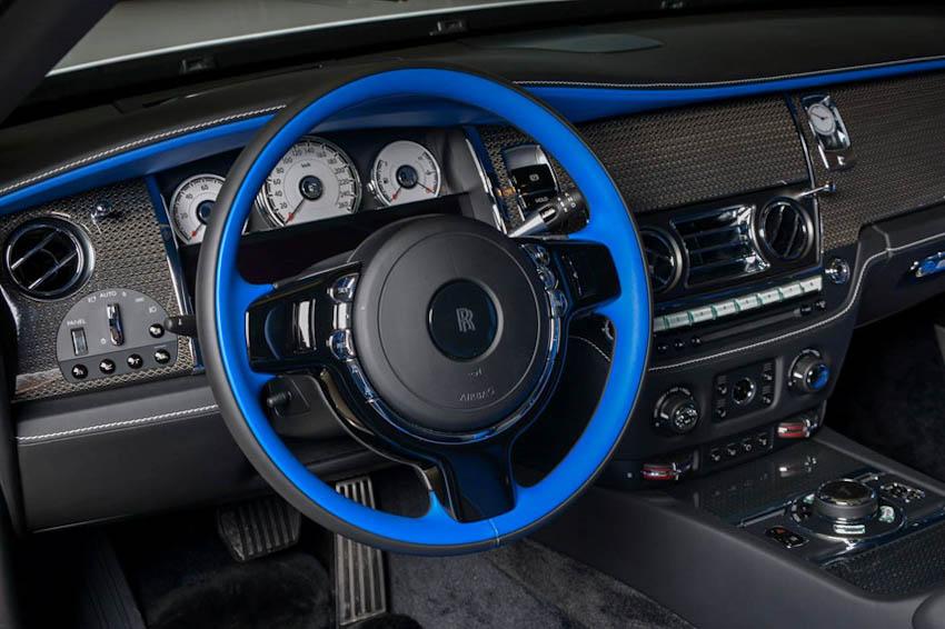 Rolls-Royce Dawn 5