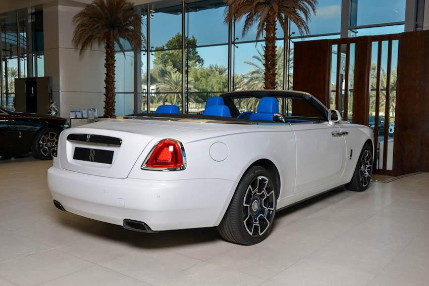 Rolls-Royce Dawn 6
