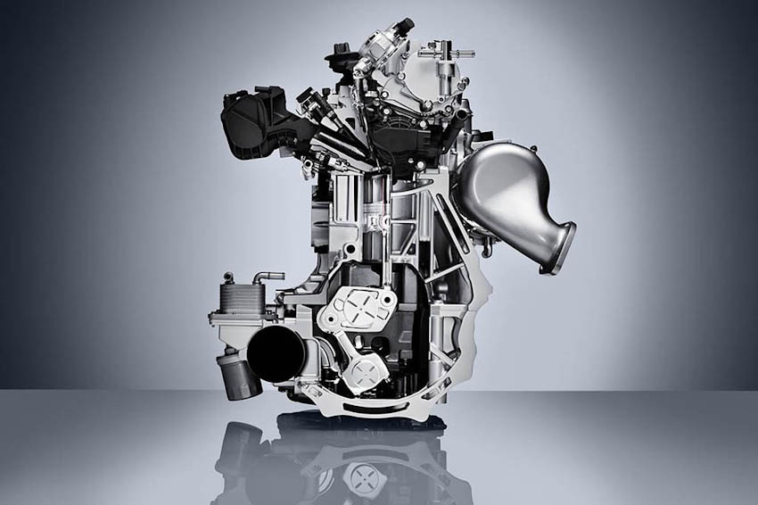 Động cơ I4 2.0L DOHC VC-Turbo trên Infiniti QX50