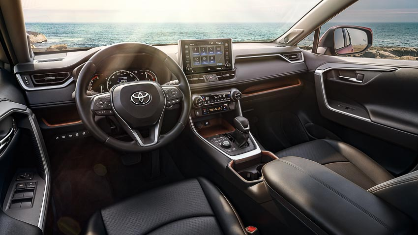 Toyota RAV4 2019 7