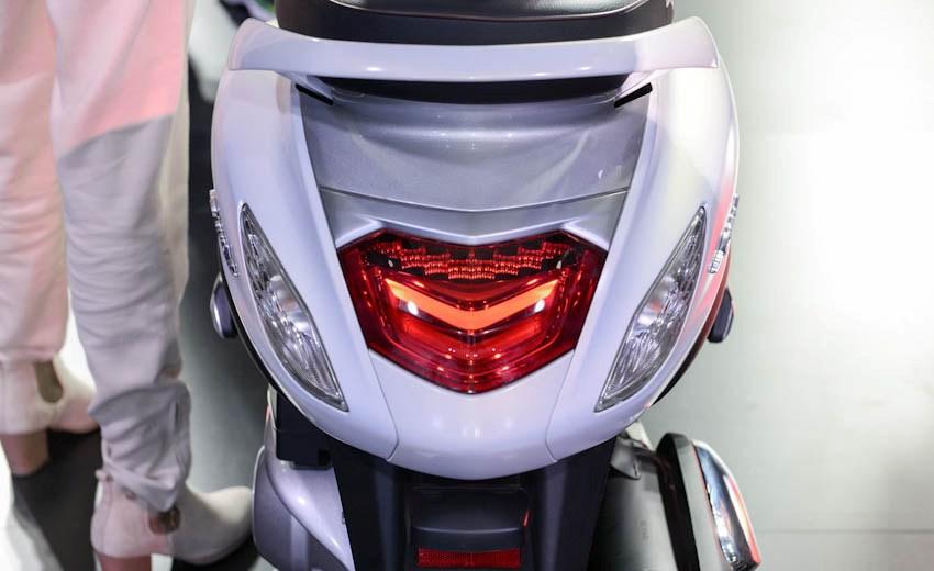 Yamaha Grande 10