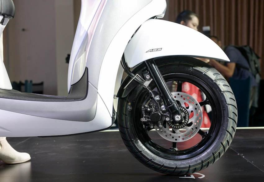 Yamaha Grande 11