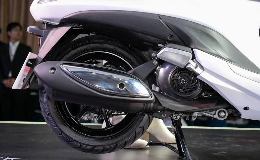 Yamaha Grande 12