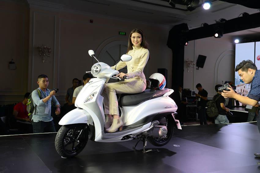 Yamaha Grande 15