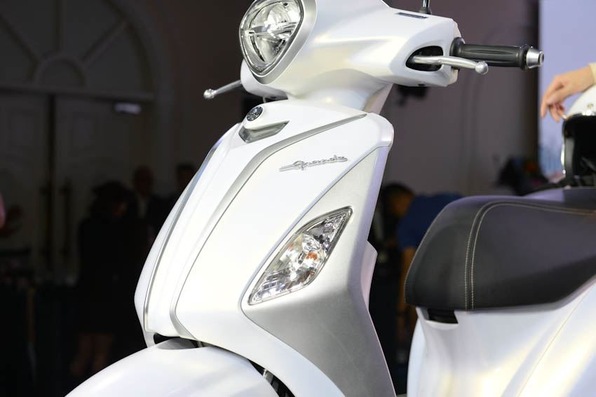 Yamaha Grande 16