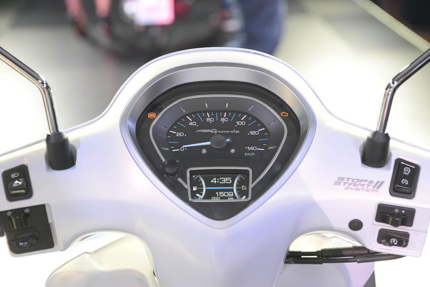 Yamaha Grande 7