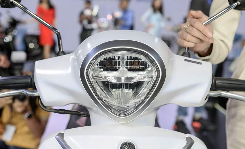 Yamaha Grande 9