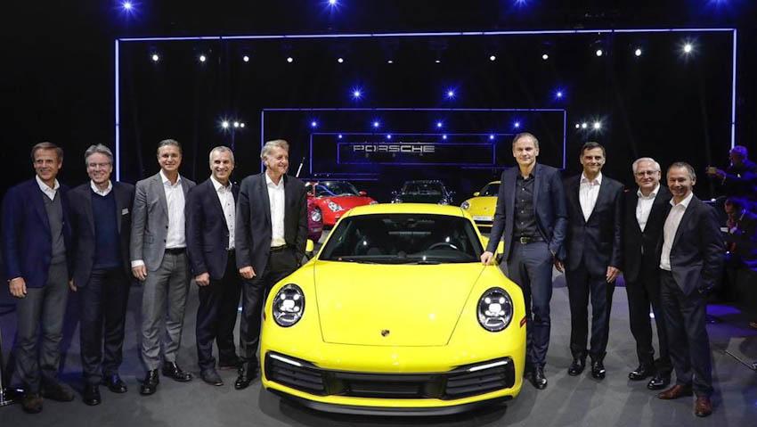Porsche ghi dấu ấn với năm 2018: Mừng sinh nhật 70 tuổi 11