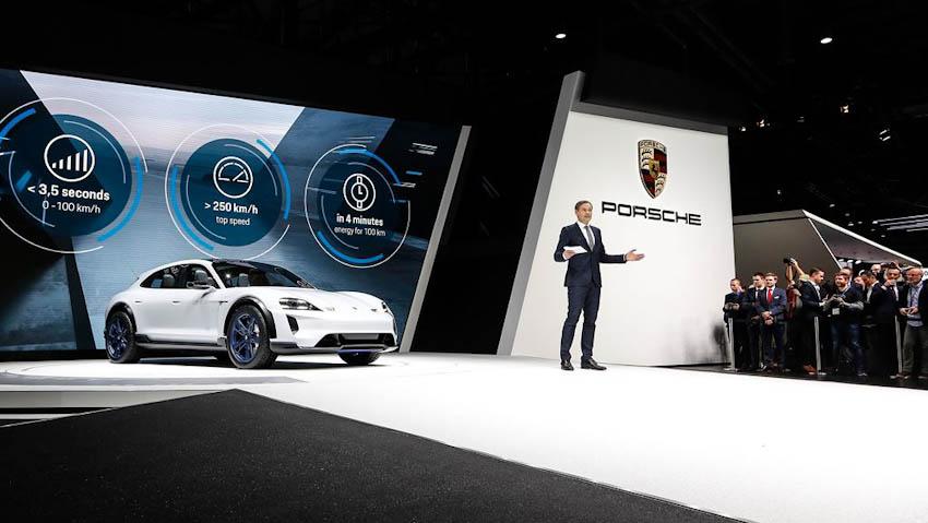 Porsche ghi dấu ấn với năm 2018: Mừng sinh nhật 70 tuổi 3