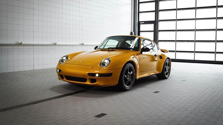 Porsche ghi dấu ấn với năm 2018: Mừng sinh nhật 70 tuổi 8