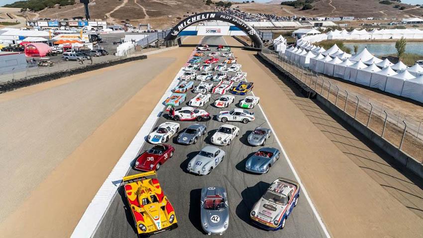 Porsche ghi dấu ấn với năm 2018: Mừng sinh nhật 70 tuổi 9