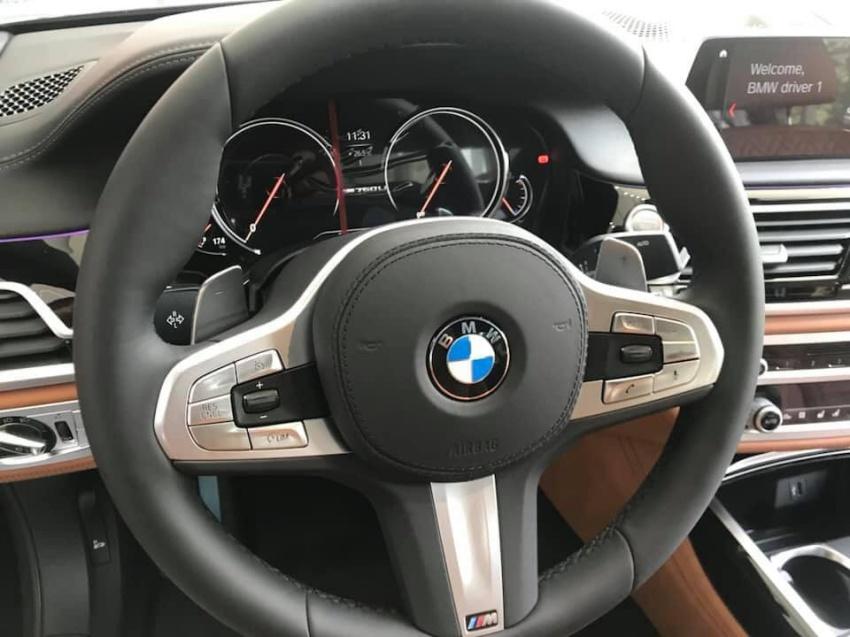 BMW M760Li xDrive 4