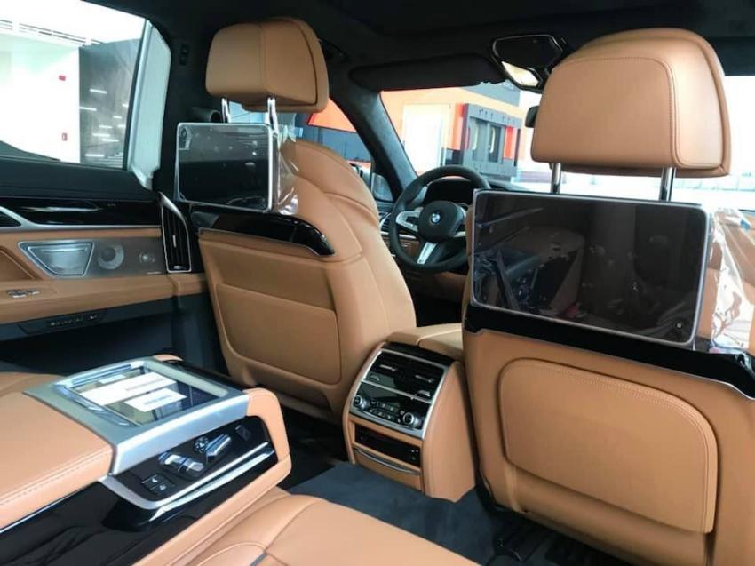 BMW M760Li xDrive 7