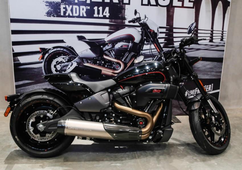 Harley-Davidson công bố giá mới