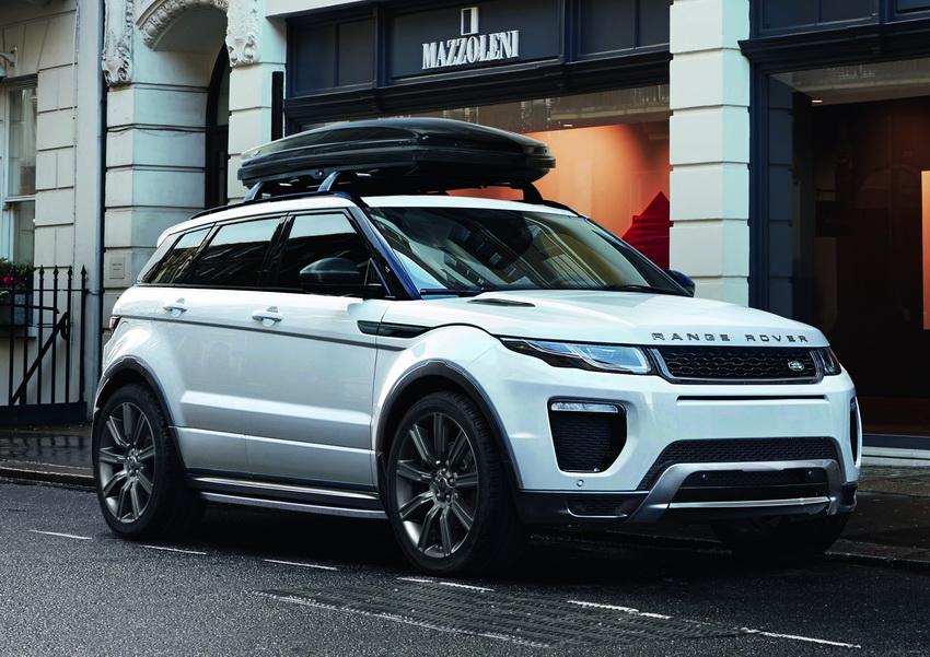ưu đãi Range Rover Evoque
