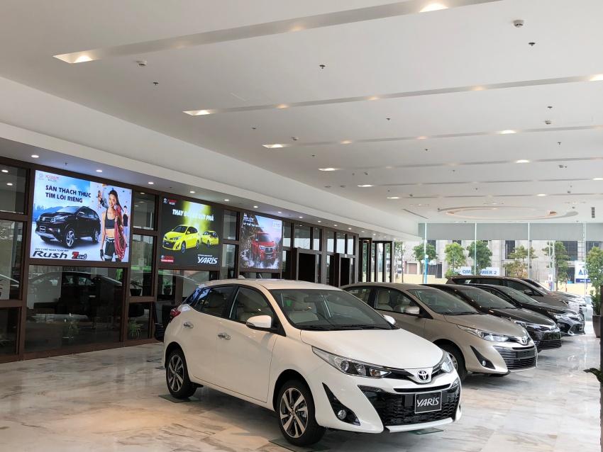 Toyota Thái Hòa Từ Liêm, Hà Nội