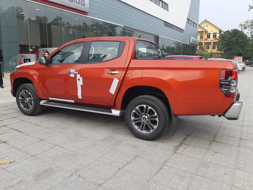Mitsubishi Triton 2019 1