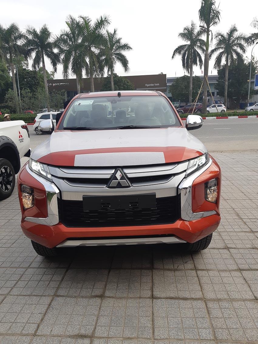 Mitsubishi Triton 2019 2